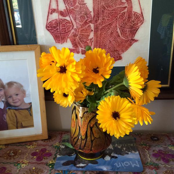 Good old Lindsay from Twitter with an early jar of Calendular...probably 'Art Shades' at a guess.