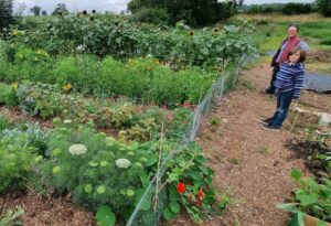A visit to Ellesmere Eco-flowers.